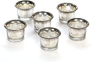 Best antique glass tea light holders Reviews