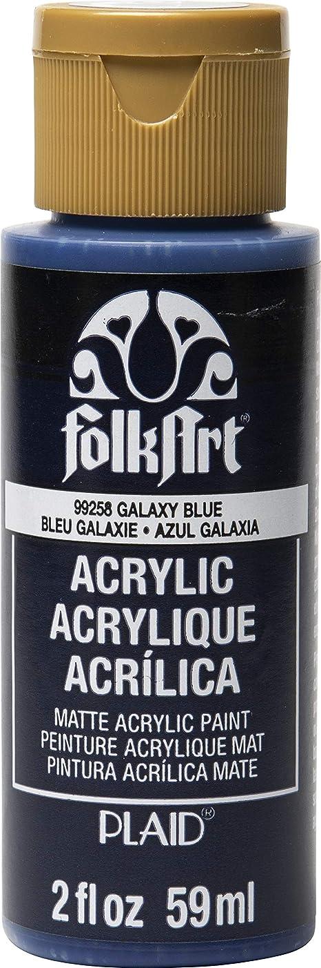 FolkArt 99258 Acrylic Paint, Galaxy Blue