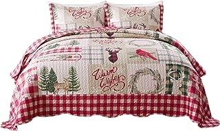 Best lodge quilt bedding Reviews