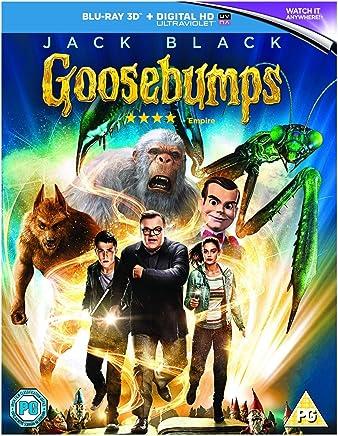 Goosebumps [Blu-ray 3D]