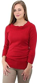 Women's Marylin 3/4 Sleeve Sweater