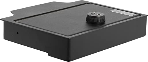 Lock'er Down Console, LD2078L, Keep Personal Items Secure and Organized in Car, Car Safe Compatible With 2019 Dodge Ram (Not the Classic), Lower Profile to Fit the Longhorn & Limited Only