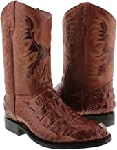 el presidente alligator boots