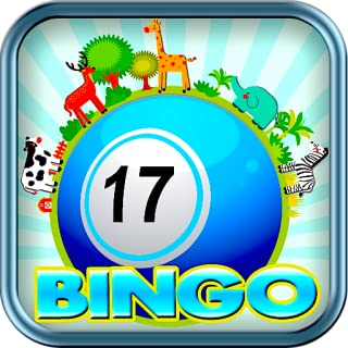 Animal Jackpot Craze Bingo Free Bingo Games for Kindle Fire HD Best Bingo Games HDX Offline Bingo Best Casino Games Bonuses Multi Cards Madness Full Bingo Game