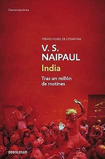 India: Tras un millón de motines (Spanish Edition)