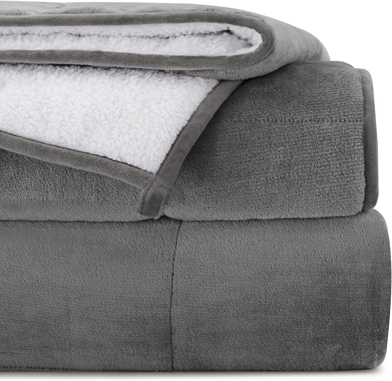 Luxury Fleece Weighted Blanket for Kids Oeko-Tex 5LBS 36x48 Certified Los Angeles Mall