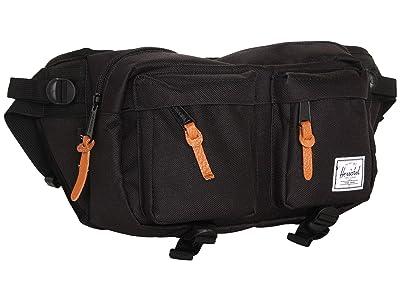 Herschel Supply Co. Eighteen (Black) Travel Pouch