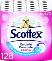 Scottex Origineel toiletpapier, 128 rollen