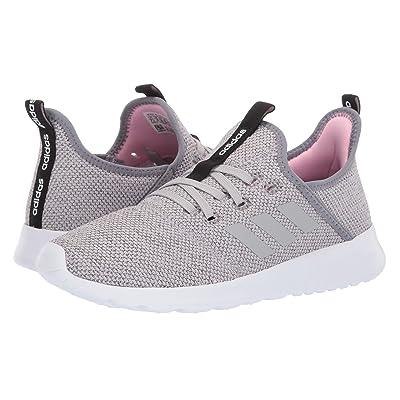 adidas Cloudfoam Pure (Grey Three F17/Grey Two F17/True Pink) Women