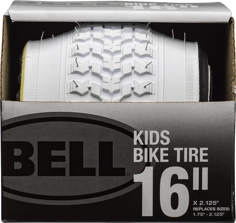 "NEW BELL SPORTS KIDS BIKE TIRE 16/'/' INCH WHEEL SIZES 1.75/"" TO 2.25/"" WIDTH"