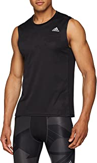 adidas Men's Response Sleeveless T-Shirt