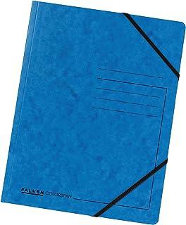 Chemises Falken - Carton coloré - Qualité supérieure bleu