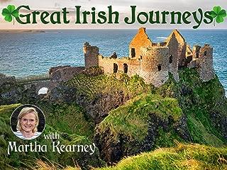 Great Irish Journeys with Martha Kearney