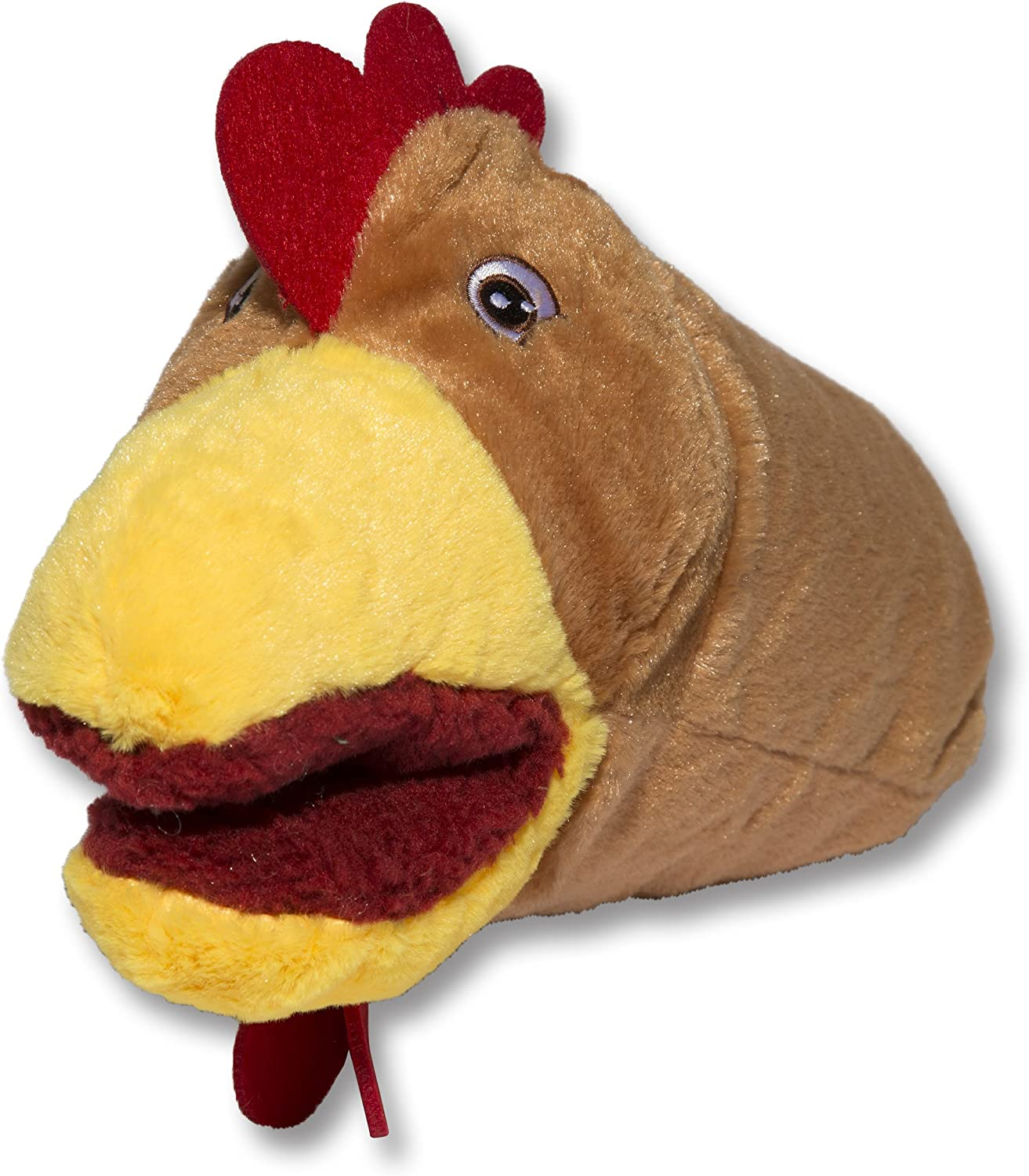 Barkology Ronnie The Rooster Hand Puppet