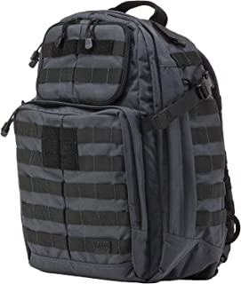 Image of 5.11 Tactical RUSH24 Military Backpack, Molle Bag Rucksack Pack, 37 Liter Medium, Style 58601
