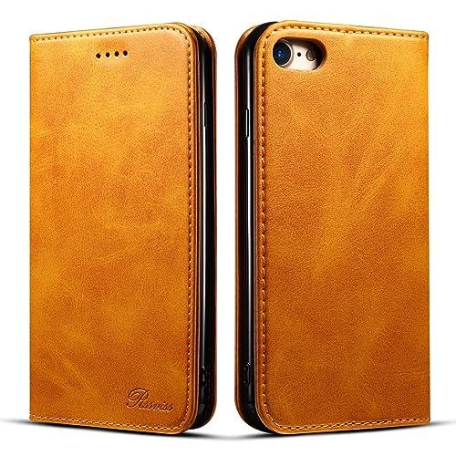 bba8ab7056 iphone6s ケース 手帳型 iphone6ケース 手帳 Rssviss 耐衝撃 耐摩擦 高級PUレザー 財布