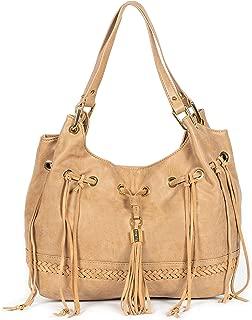Dolce Vita Women's Vegan Leather Skyler Tote Large Shoulder Bag