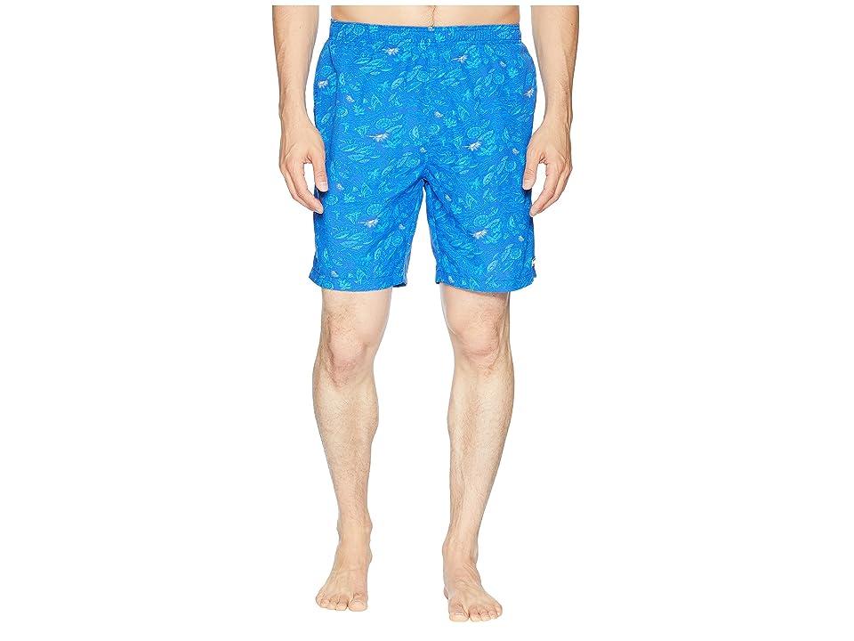 Columbia Big Dippers Water Shorts (Azul Umbrella Print) Men
