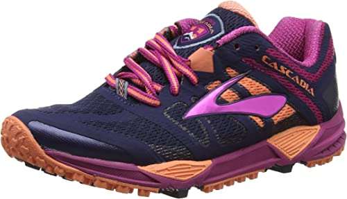 Brooks Cascadia 11, Hauszapatos de Trail Running para mujer