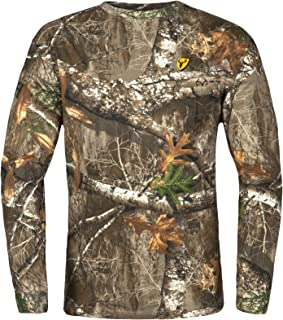 Men's ScentBlocker Long-Sleeve T-Shirt.