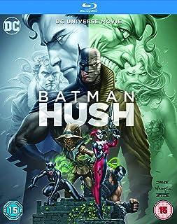 Batman Hush [Edizione: Regno Unito] [Italia] [Blu-ray]