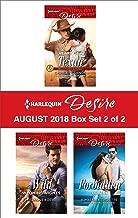 Harlequin Desire August 2018 - Box Set 2 of 2: Heart of a TexanWild Wyoming NightsForbidden Lovers