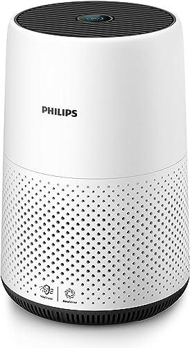 Philips AC0820/10 Purificateur d'air série 800, Élimine 99, 97% des Allergènes Aériens