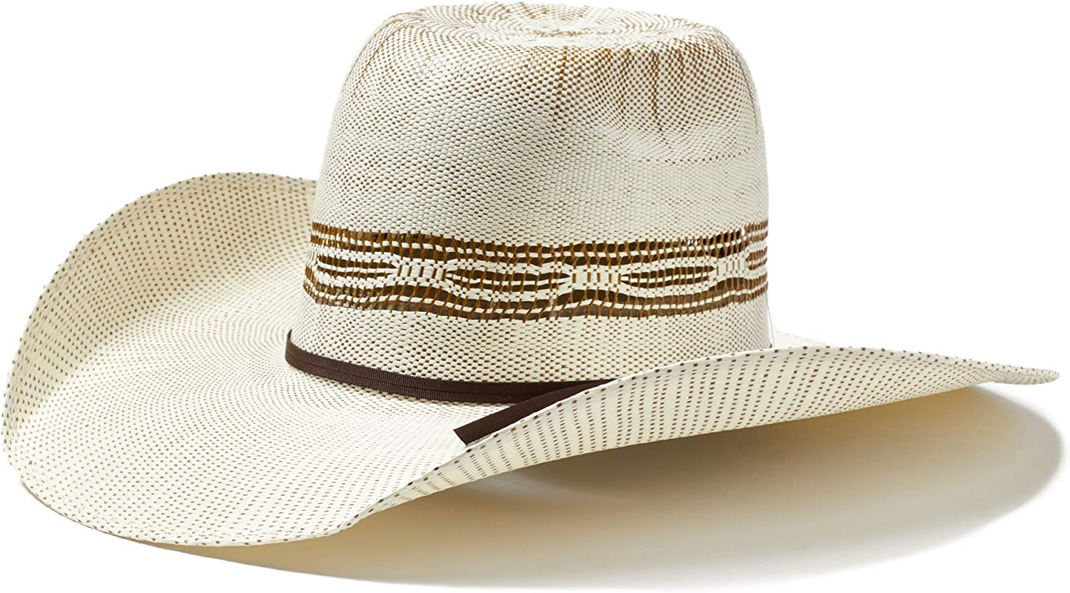 ARIAT Unisex Bangora Limited time trial price Manufacturer regenerated product Straw Hat