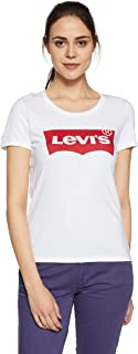 Levi's Women's LE Small Sleeve T- Shirt
