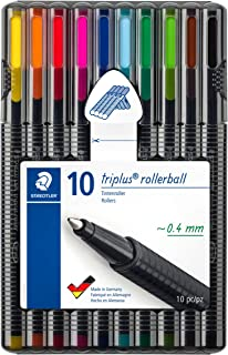 Staedtler Triplus Roller box set of 10