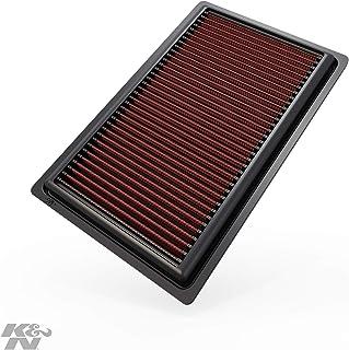 K&N 33-3045 Filtre à Air du Moteur: Haute Performance, Premium, Lavable, Filtre de Remplacement, Plus de Pouvoir, 2015-201...