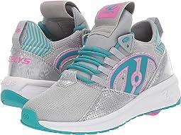 Grey/Aqua/Hot Pink