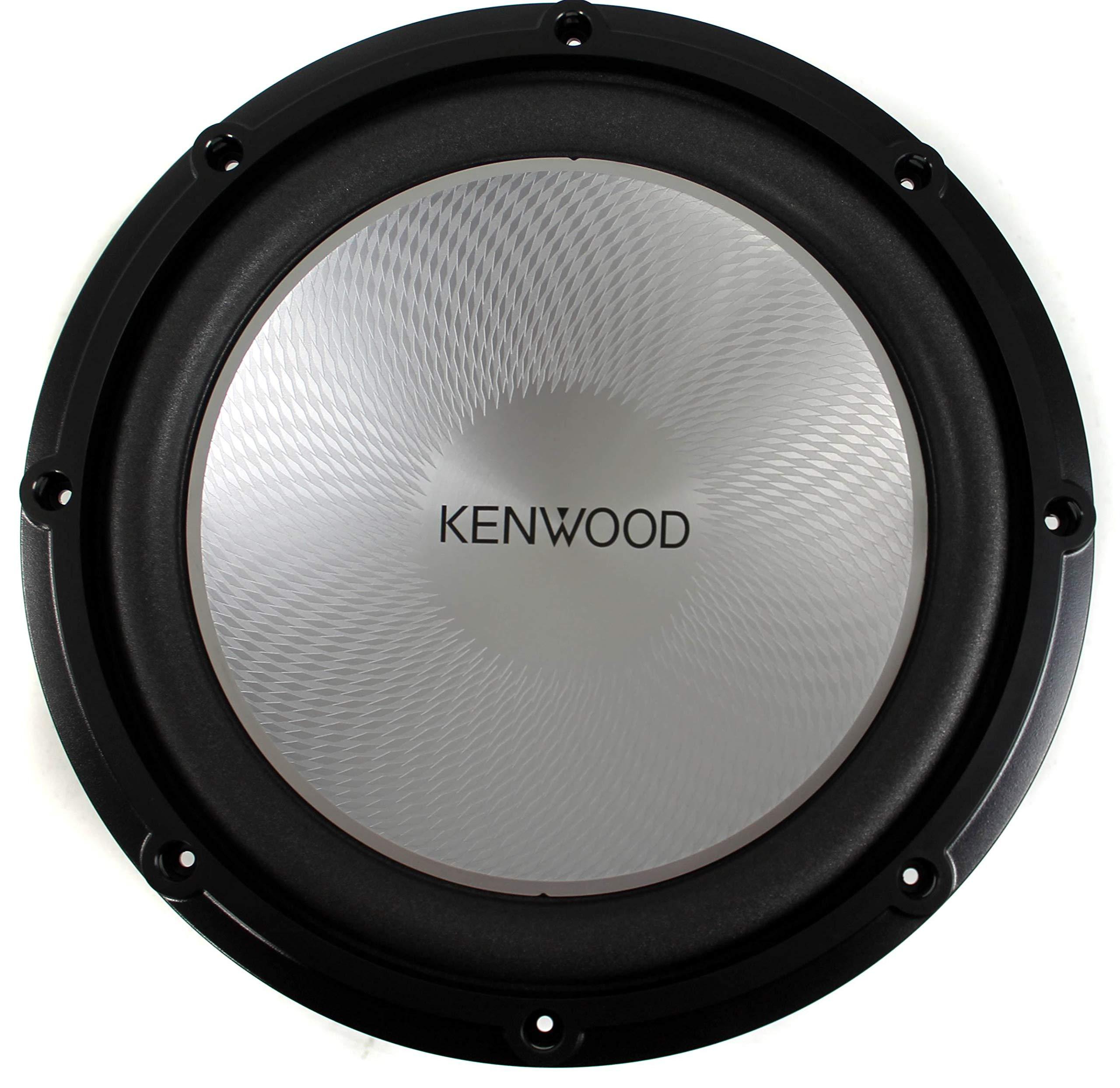 Kenwood KFC W12PS Single Performance Subwoofer