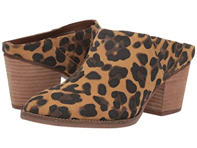 Blondo Norwich Waterproof (Leopard Suede) Women
