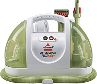 BISSELL Little Green ProHeat Portable Carpet and Upholstery Cleaner, 14259, White