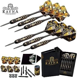 heavy brass darts