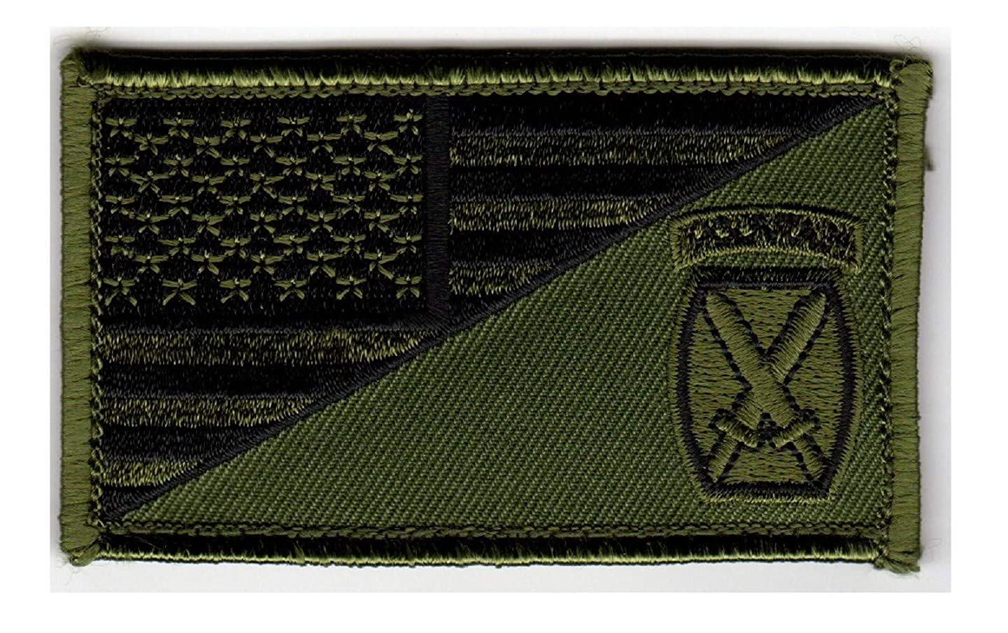 10th Mountain Division Flag 2
