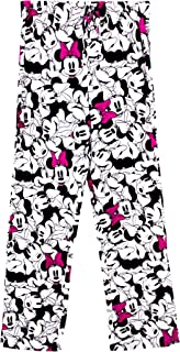 Minnie Mouse Smiling Faces Sleep Pants