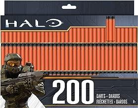 HALO Roulette Blaster Dart Pack, 200 Piece