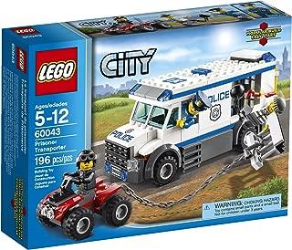 LEGO City Police 60043 Prisoner Transporter (Discontinued by manufacturer)