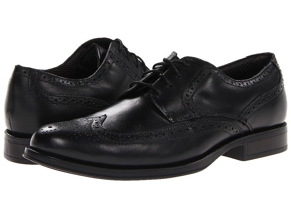 Dockers Moritz Wingtip Oxford (Black) Men