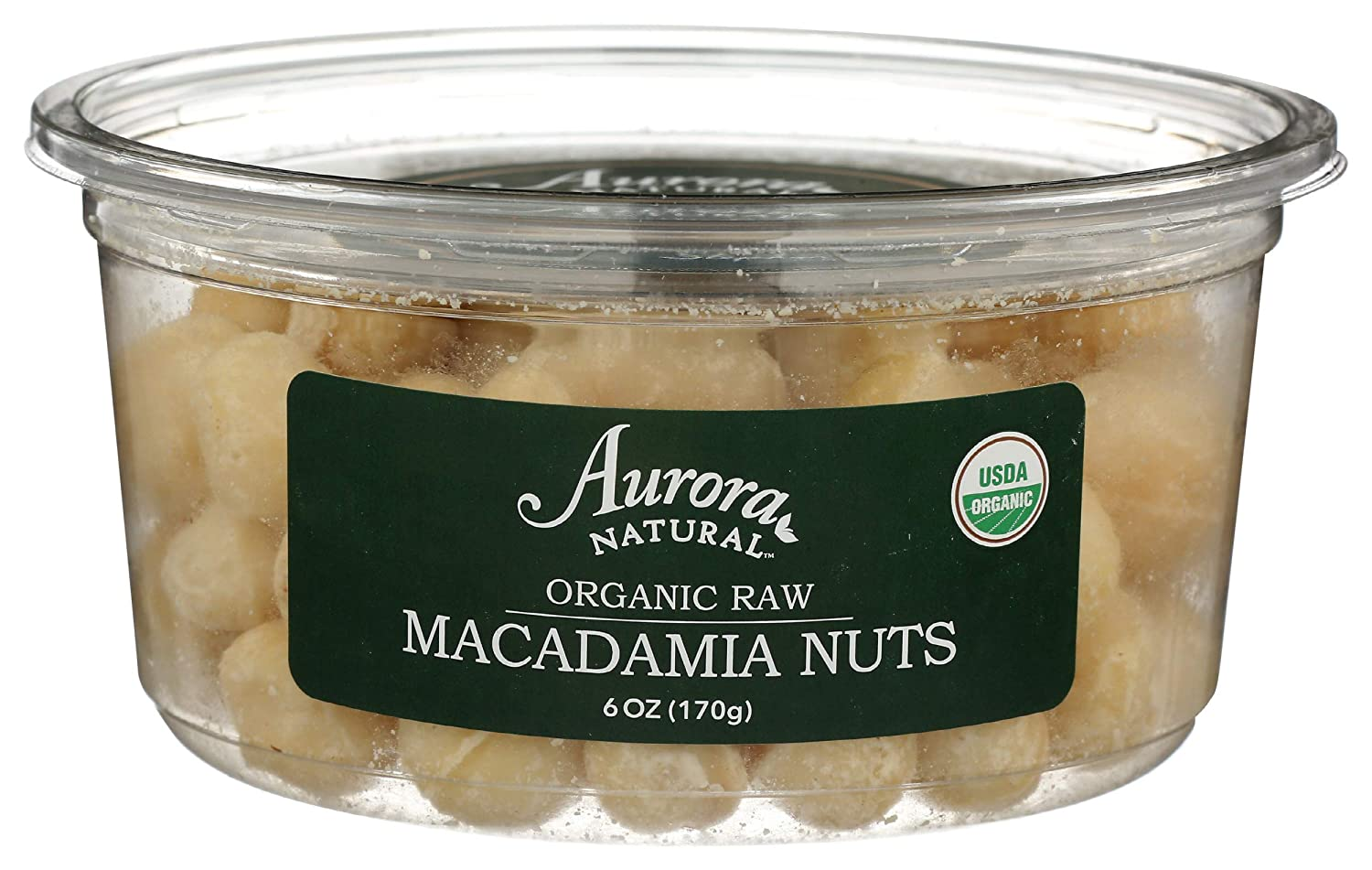 AURORA Large special price !! PRODUCTS Organic Raw Choice OZ 6 Macadamia Nuts