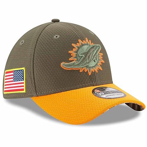 34762585539 Miami Dolphins New Era NFL 39THIRTY 2017 Sideline