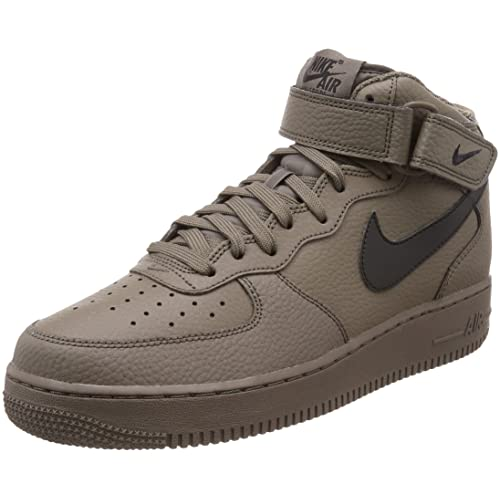 431153eb3765 Nike Men s Air Force 1 Mid 07 Hi-Top Trainers