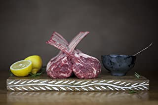American Lamb Frenched Rack - Humanely Raised, Animal Welfare Approved