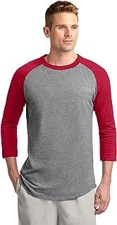 Men's Colorblock Raglan Jersey