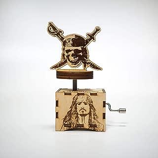 Best music box davy jones locket Reviews