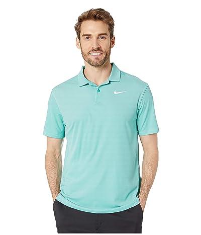 Nike Golf Dry Essential Elevated Polo (Cabana/Pure/White) Men