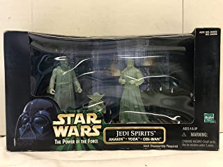 Star Wars: Power of the Force Cinema Scenes > Jedi Spirits (Anakin, Yoda, Obi-Wan) Action Figure Multi-Pack