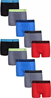 Beverly Hills Polo Club Boys' Boxer Briefs (Pack of 10)